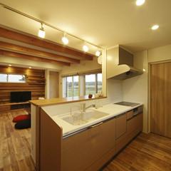 長岡市黒津町で木をデザインした住宅を建てるなら新潟県長岡市の稲垣建築事務所まで♪