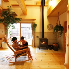 自然素材の家なら春日部市の工務店リソーケンセツまで♪