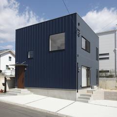 今治市河南町のキューブ型ハウスなら愛媛県松山市のアースハウジングまで♪