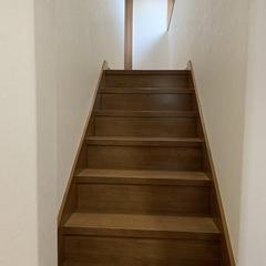 和風な階段は埼玉県三郷市の恩田工務店まで!