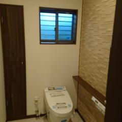 シンプルなトイレは埼玉県三郷市の恩田工務店まで!