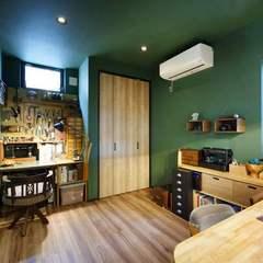 注文住宅を大阪で叶える趣味が楽しめる秘密基地みたいな部屋