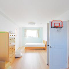 アイデア溢れる遊び心いっぱいのおうち時間も楽しい子ども部屋