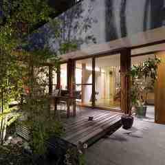 大きなウッドデッキでプチ贅沢なおうち時間を過ごせるお家 大阪・八尾 注文住宅