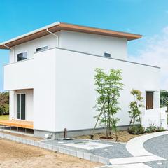 ちょっとかっこいい外観な家づくりは千葉県我孫子市の青山都市建設まで!106