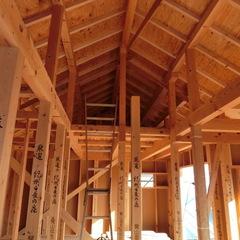 紀州山の木材を使ったお家は千葉県我孫子市の青山都市建設まで!13