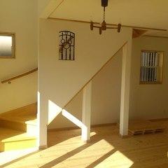 家の中で癒される空間づくりは千葉県我孫子市青山都市建設まで!60