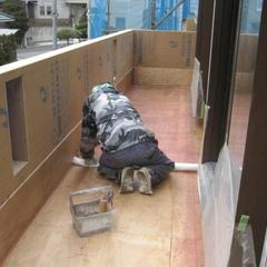 バルコニ-も専門工事のプロに千葉県我孫子市の青山都市建設にお任せ下さい!78
