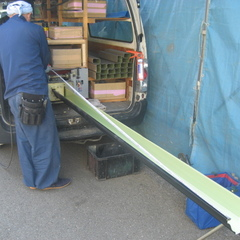 長持ちする樋を使っています。千葉県我孫子市の青山都市建設!85