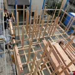 建物の骨組を建てる日を上棟といいます。千葉県我孫子市青山都市建設!88