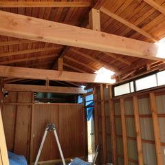 木造住宅、家屋なら増改築もできます。千葉県我孫子市青山都市建設にお任せください。!94