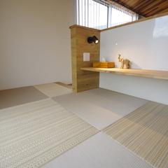 Natural Style 『ナチュラルスタイル』な小上がり畳スペースは栃木県宇都宮市の川堀工務店(K-LIVING)まで!