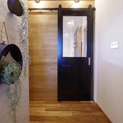 Natural vintage Style『ナチュラルビンテージスタイル』なリビングドアは栃木県宇都宮市の川堀工務店(K-LIVING)まで!