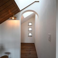 Provence Style『プロヴァンススタイル』なアールの下がり壁は栃木県宇都宮市の川堀工務店(K-LIVING)まで!
