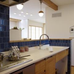 Stylish Modern Style 『スタイリッシュモダン』なキッチンは栃木県宇都宮市の川堀工務店(K-LIVING)まで!