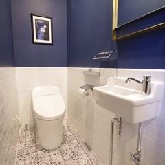 Stylish Modern Style 『スタイリッシュモダン』なトイレは栃木県宇都宮市の川堀工務店(K-LIVING)まで!