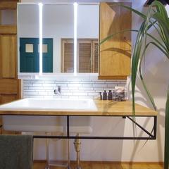 Stylish Modern Style 『スタイリッシュモダン』な洗面台は栃木県宇都宮市の川堀工務店(K-LIVING)まで!