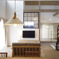 Japanese  natural Style 『和ナチュラル』なリビングは栃木県宇都宮市の川堀工務店(K-LIVING)まで!