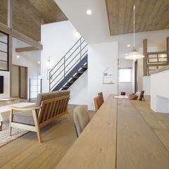 Japanese  natural Style 『和ナチュラル』なキッチンカウンターは栃木県宇都宮市の川堀工務店(K-LIVING)まで!