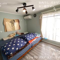 建具やクロスのカラー・収納にこだわれる居室