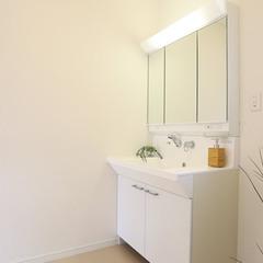シンプルな洗面所は神奈川県横浜市の横浜建物まで!