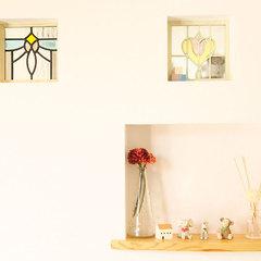 リビングや玄関にひと工夫!可愛く飾り棚