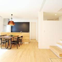 広島市で開放感のある北欧規格住宅は建人(ケント)のTRETTIO GRAD(トレッティオグラード)
