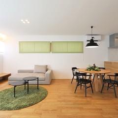 北欧系のトータルコーディネートは家具付き規格住宅のECOCORO-Estyle(エココロスタイル)