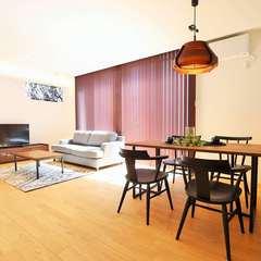 温かみのある無垢フロアで足ざわりの良い規格住宅TRETTIO GRAD(トレッティオグラード)