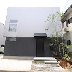 広島市でTRETTIOGRAD(トレッティオグラード)をご検討の方へ、Silver(シルバー)×White(ホワイト)でスタイリッシュな印象に