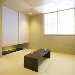 心が安らぐ雰囲気を大切にしたシンプルな和室
