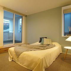 一日の終わりにホッとくつろげる寝室TRETTIO GRAD(トレッティオグラード)