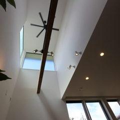 木✖︎白壁が映える吹き抜けのお家「30歳からの家づくり」TRETTIO ALKU(トレッティオ・アルク)