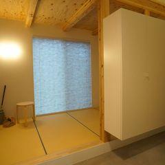 テレワークや客間など多用途に使える和室があるTRETTIO GRAD(トレッティオグラード)
