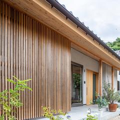木の香 趣楽の家の外観
