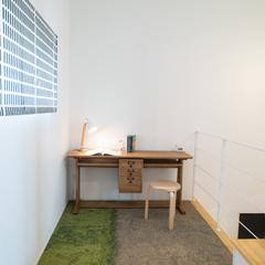 スキップフロアは発想次第で自由に使える空間です。TRETTIO GRAD(トレッティオ グラード)