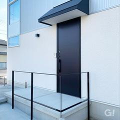 アイアンの手すりをオーダーメイド。北欧デザイン規格住宅TRETTIO GRAD(トレッティオグラード)