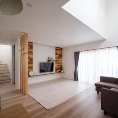 【ミニマム】開放的な空間も収納しやすさも注文住宅で!