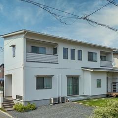 418BASE|人気のナチュラルスタイル。福山市で高断熱高気密の家。