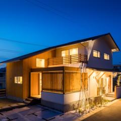 岐阜県産材を使った高品質でナチュラルな木の家