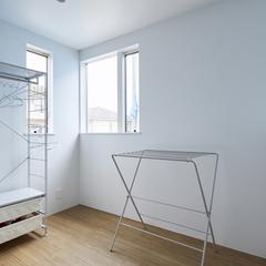 ランドリールームで快適デザイン住宅ライフ
