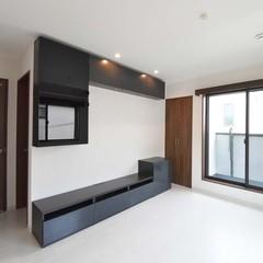オシャレで個性的な収納スペースのあるパッシブデザインのお家