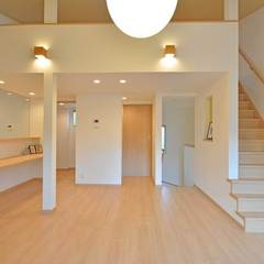 柔らかい明るい光がたっぷりのナチュラルなパッシブデザインの注文住宅