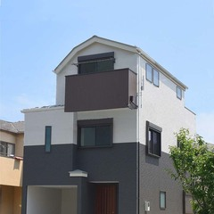 日当たり良好!シンプルモダンなパッシブデザインの家