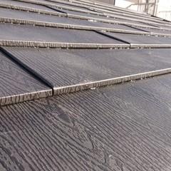 味わいのある耐震性のある屋根へ変身!雨漏りなどのトラブルとは無縁なお家へ。