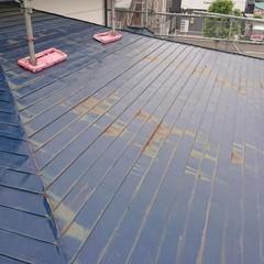 圧巻のビフォーアフター!味わいある耐震性のある屋根