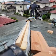 軽量なのに高止水!雨漏りに強い次世代屋根のルーフラミテクト