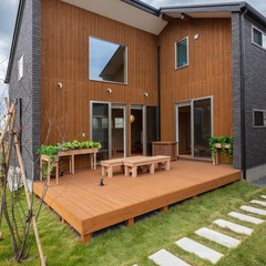 木更津市大寺の安心して暮らせる木造注文デザイン住宅なら千葉県木更津市のバリーズへ♪木更津店