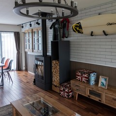 木更津市幸町でデッキやお庭にこだわったお家を建てる。