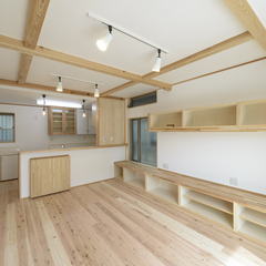 富士見市山室で和モダンデザインの住宅なら埼玉県川越市の三幸住宅まで♪ 3-29